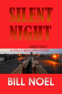 SILENT NIGHT cover for Internet  background